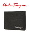 Firenze - Muflone 8 Credit Card Slot BiFold Wallet Nero