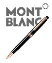 Montblanc Meisterstuck Red Gold Ballpoint Pen