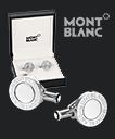 Montblanc Meisterstuck Round Cufflinks