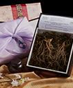 [100% 국내산] VVIP 청유심 자연자생 유기농 산삼 8년산 2뿌리